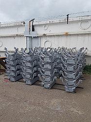 Опоры стальные технологических трубопроводов ОСТ 36-146-88