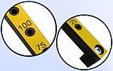 Мебельный кондуктор шаг 25/50 диаметр втулки 5мм    МК-01, фото 3