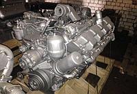 Двигатель без коробки передач со сцеплением 10 комплектации (ПАО Автодизель) для двигателя ЯМЗ 7511-1000146-10