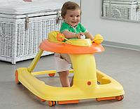 Ходунки Chicco 3 в 1 Baby Walker 123 Orange, фото 1