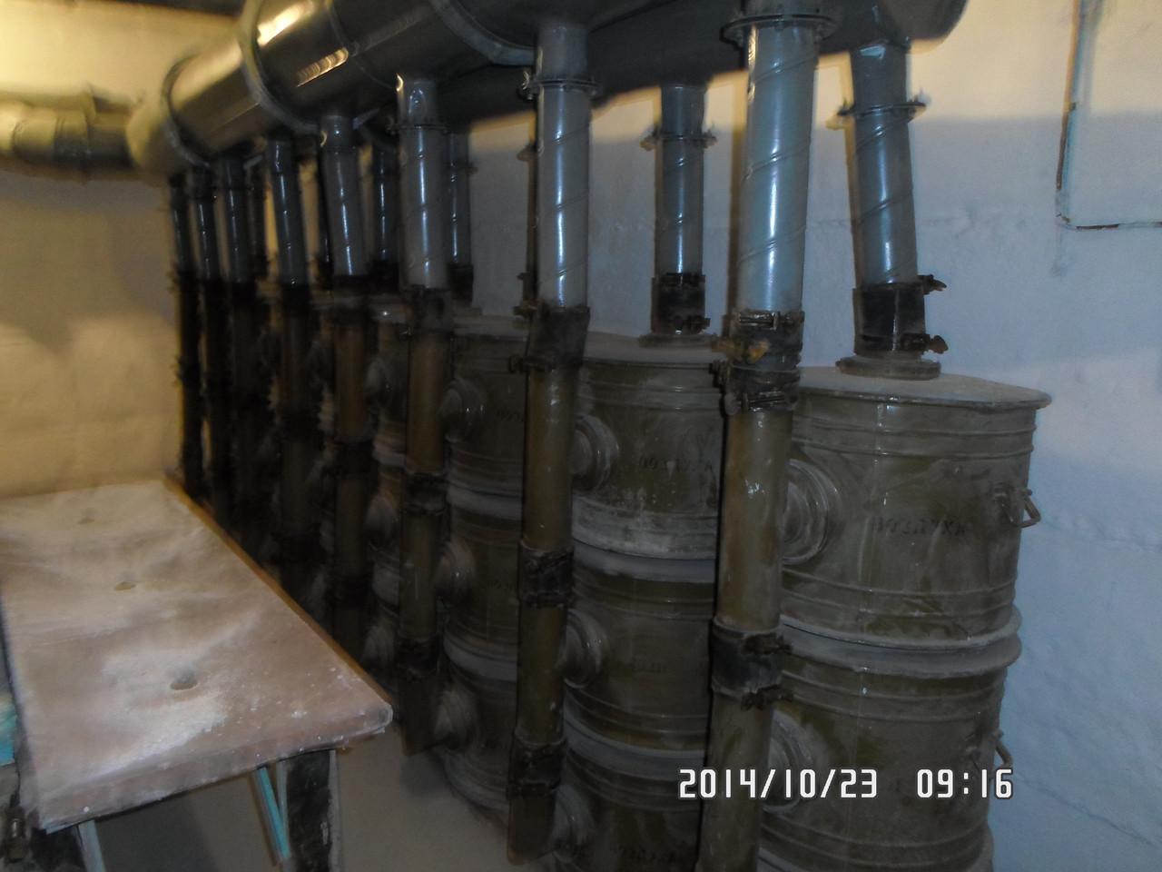 Обслуживание и ремонт систем вентиляции убежищ ГО