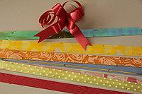 Бантик декоративный для упаковки подарков