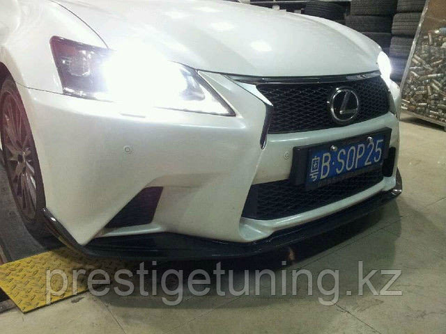 Обвес на Lexus GS F - sport (2012+)