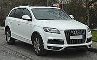 Замена масла в АКПП, Audi Q7, V3.6  (ZF 6HP19)