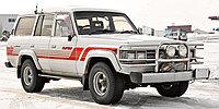 Тормозные диски Toyota Land Cruiser 60 (передние, Blue Print)