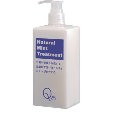 Лечение 420 мл Natural Mint Treatment для чувствительной кожи