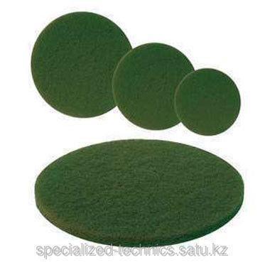 Зелёный пад D33см.
