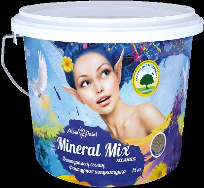 Декоративная штукатурка Mineral Mix 25 кг  купить в Павлодаре