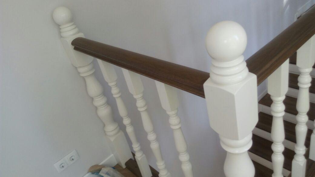 Реставрация деревянных лестниц «под ключ»