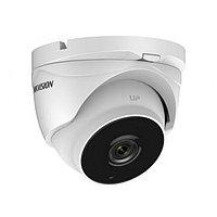 Hikvision DS-2CE56D8T-IT3Z (2.8-12 мм) HD TVI 1080P купольная видеокамера, моторизованный объектив