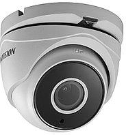 Hikvision DS-2CE56F7T-ITM (2.8 мм) HD TVI 3МП купольная видеокамера