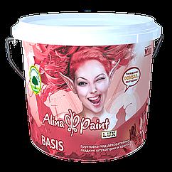 Грунтовка для декоративной отделки Alina Paint Basis, 3 кг