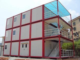 Модульный гостиничный комплекс