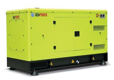 Дизель генераторные установки GENPOWER, KJ Power, PRAMAC