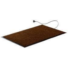 """Коврик подогреваемый """"Теплолюкс-carpet"""" 90х60 коричневый"""
