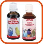 Витамины и минералы для птиц