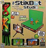 Stikbot TST617 Стикбот Анимационная студия со сценой, фото 3