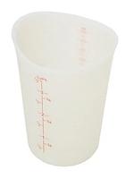 8494 FISSMAN Мерная емкость 9x12,5 см / 500 мл (силикон)