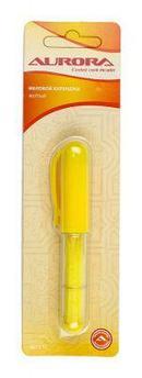 Меловой карандаш Aurora жёлтый