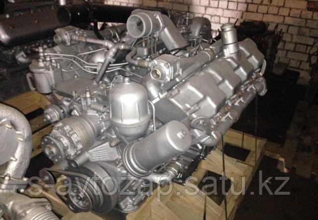 Двигатель без коробки передач и сцепления 58 комплектации (ПАО Автодизель) для двигателя ЯМЗ 7511-1000186-58