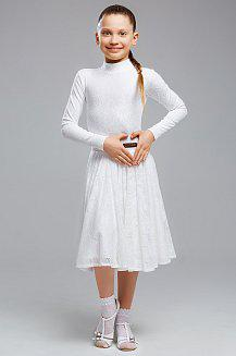 Белое платье для девочки 002