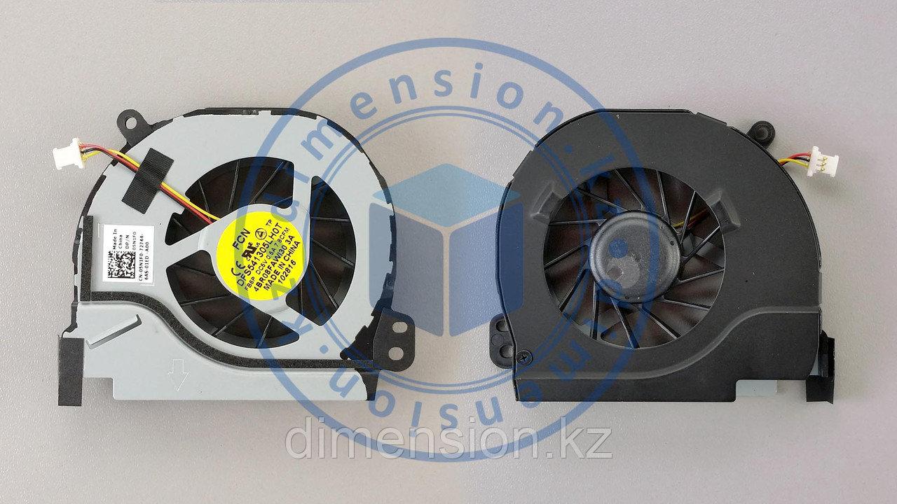 Кулер, вентилятор для Dell Inspiron 14TD M421R 14TR-2728B 5420 5425 7420 Vostro 3460 V3460