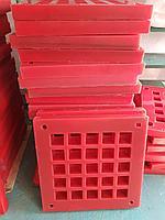Сито (панель) 305х305х40 с ячейками 25х25мм
