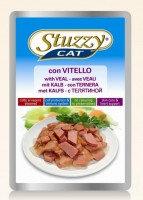 STUZZYCAT - для кошек (с телятиной) 100гр.