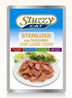 STUZZYCAT - для стерилизованных кошек и кастрированных котов 100гр., фото 1