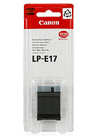 Аккумулятор Canon LP-E17 (оригинал)