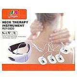 Массажер - миостимулятор для шеи и плеч Neck Therapy Instrument MJY - 5830, фото 2