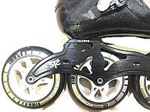 Роликовые коньки Inline Patins для спидскейтинга (41,42,43,44,45 размеры), фото 2