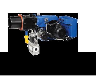 Горелка газовая IG 2100 (720-2210 kW)