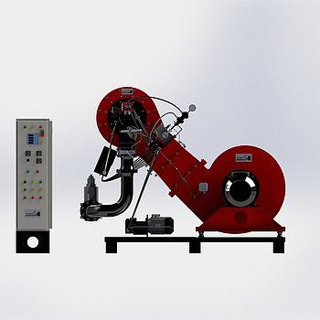 Горелка комбинированная ID 4400 (1163-4651 kW)