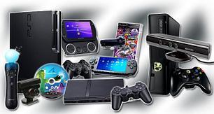 Игровые приставки и консоли