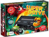 Игровая Приставка Sega Super Drive Rayman (166-in-1) Black, фото 1