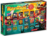 Игровая Приставка Sega Super Drive Rayman (166-in-1) Black, фото 2