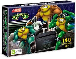 Игровая Приставка Sega Super Drive Battle Toads (140-in-1)
