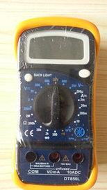 Мультиметр DT-850L