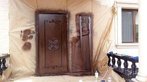 Лакировка и покраска дверей, фото 2