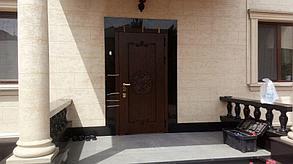 Реставрация старых дверей из дерева, фото 3
