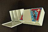 Контейнер для медикаментов (ПЛАСТИК) размер 385мм х 255мм х 130мм, фото 8