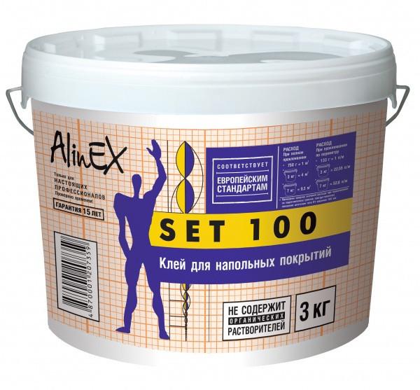 Клей Alinex SET 100 7 кг