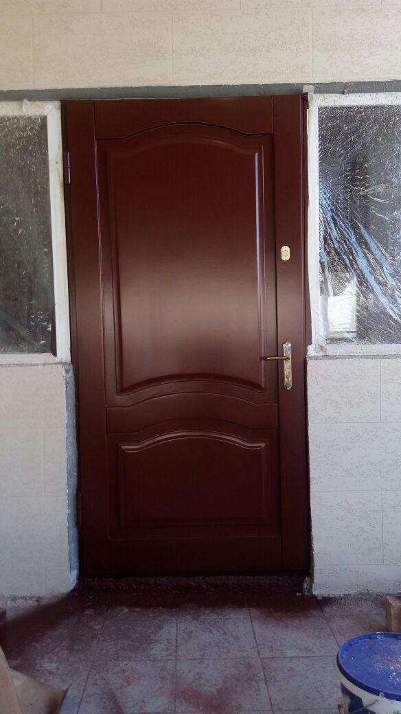 Реставрация межкомнатных дверей из дерева
