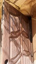 Лакировка и реставрация деревянных дверей, фото 3