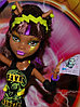 Кукла Monster High Клодин Вульф Монстрические мутации Clawdeen Wolf Freaky Fusion
