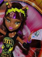 Кукла Monster High Клодин Вульф Монстрические мутации Clawdeen Wolf Freaky Fusion