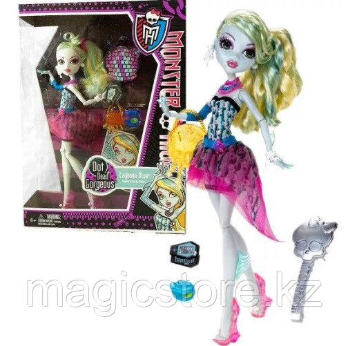 Кукла Monster High Лагуна Блю Lagoona Blue - фото 2