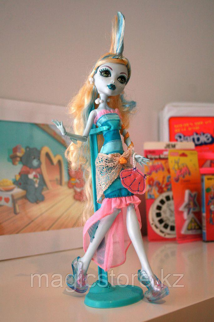 Кукла Monster High Лагуна Блю Lagoona Blue Dawn of the Dance - фото 2