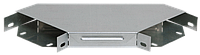 Поворот на 90 гр. вертикальный внешний 80х100, фото 1